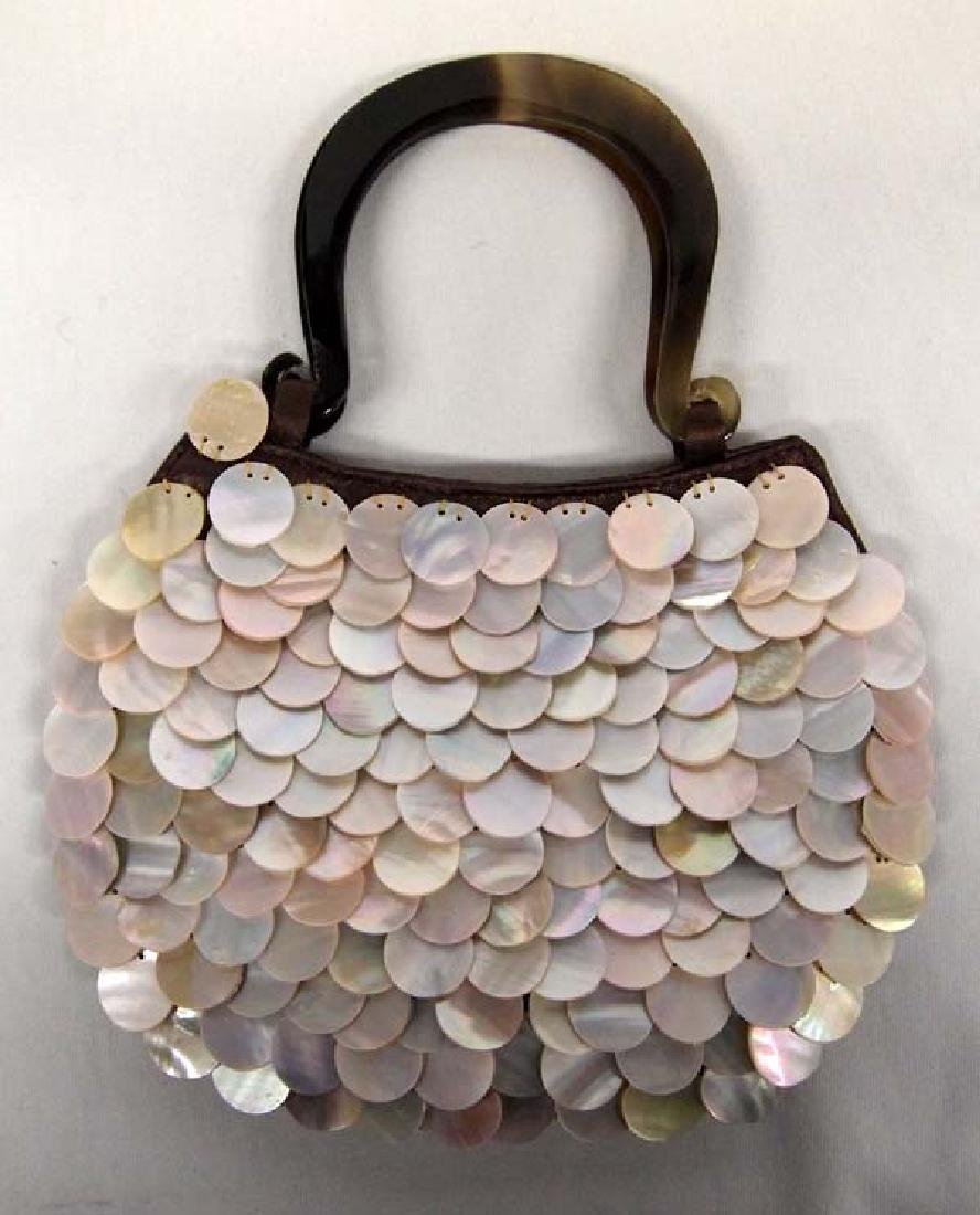 Artmosphere Shell Purse, 8'', $6.50 S&H