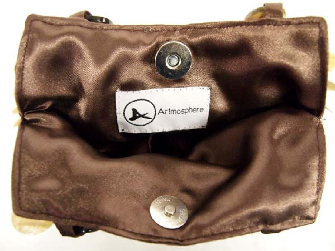 Artmosphere Shell Purse, 8'', $6.50 S&H - 2