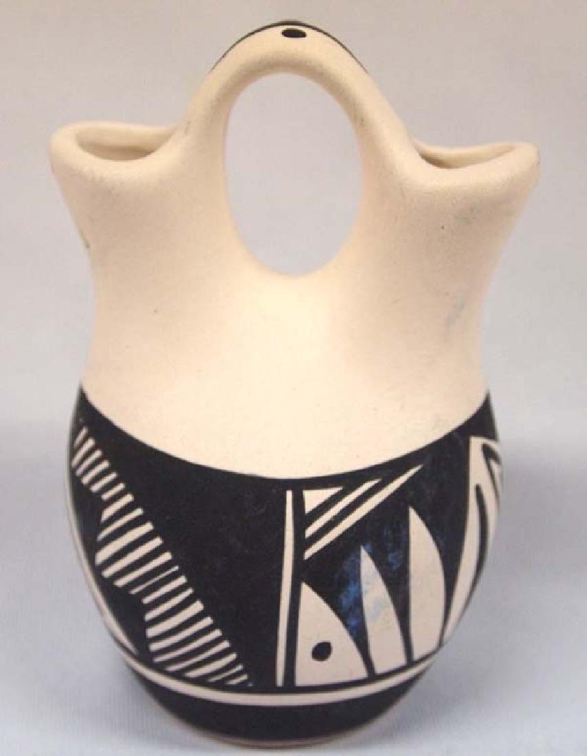 Native American Ute Wedding Vase, 5'', $6.50 S&H