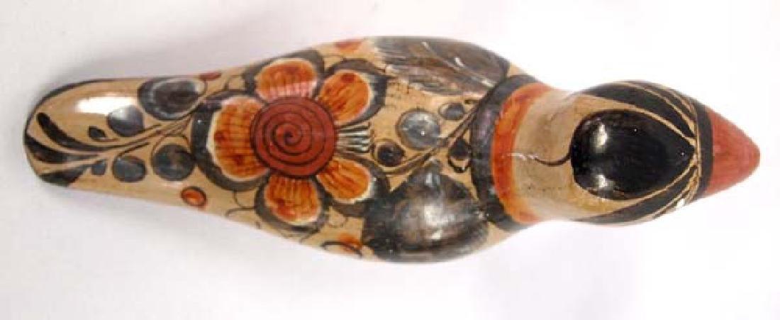Mexican Tonala Pottery Dove, 8'', $6.50 S&H - 2