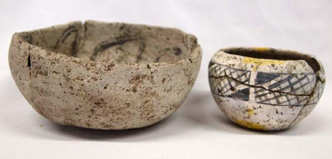 2 Anasazi Replica Bowls, 7''largest, $14.00 S&H
