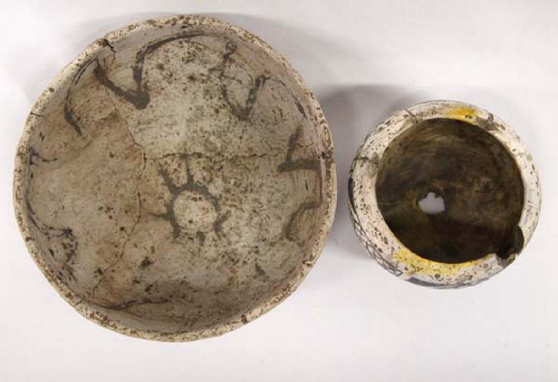 2 Anasazi Replica Bowls, 7''largest, $14.00 S&H - 2