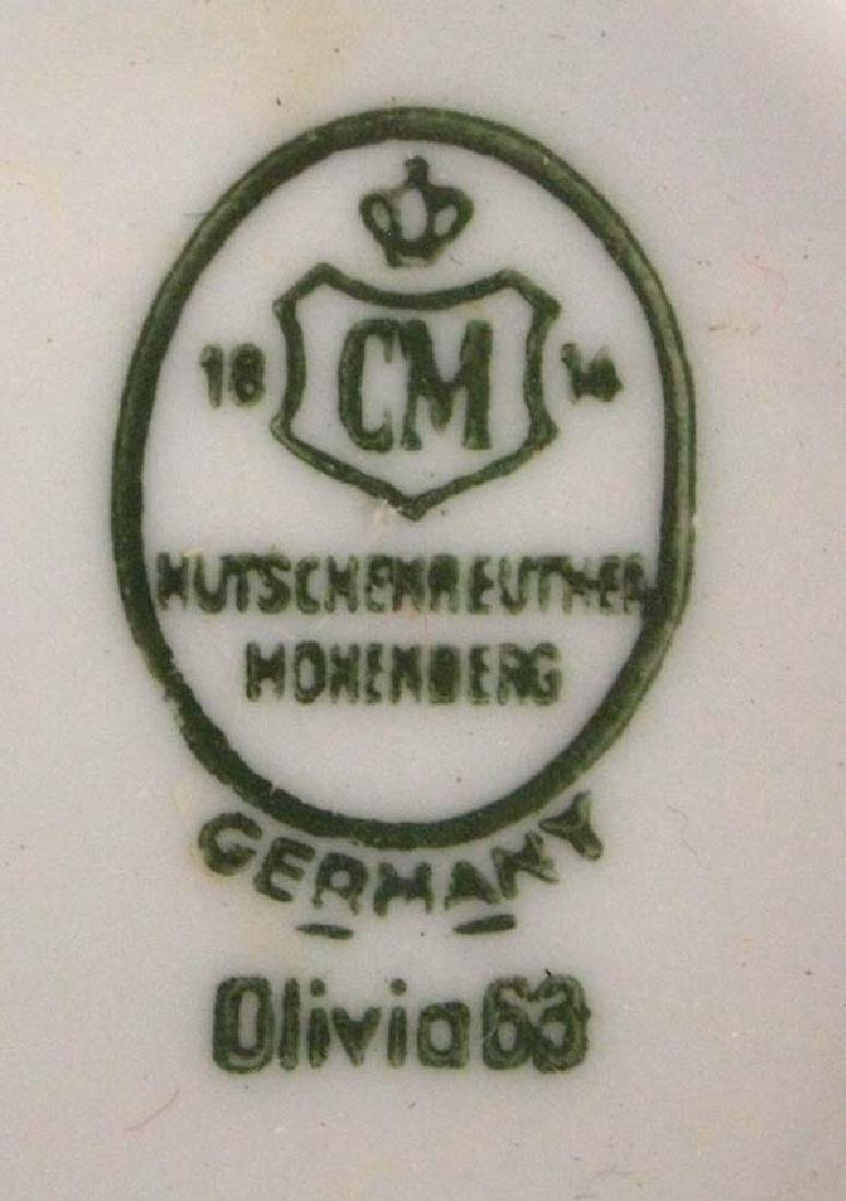 German Porcelain Cup & Saucer, 5.5''D, $14.00 S&H - 2