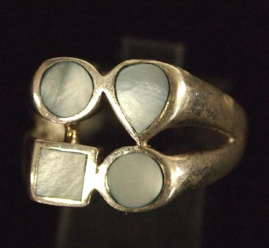 Sterling Silver Ring, Size 6.5, $6.50 S&H