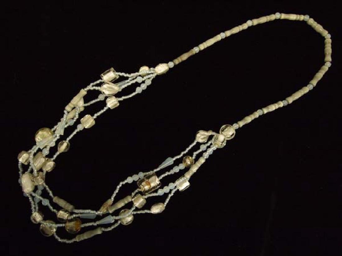 Beaded Necklace, 26''L, $6.50 S&H