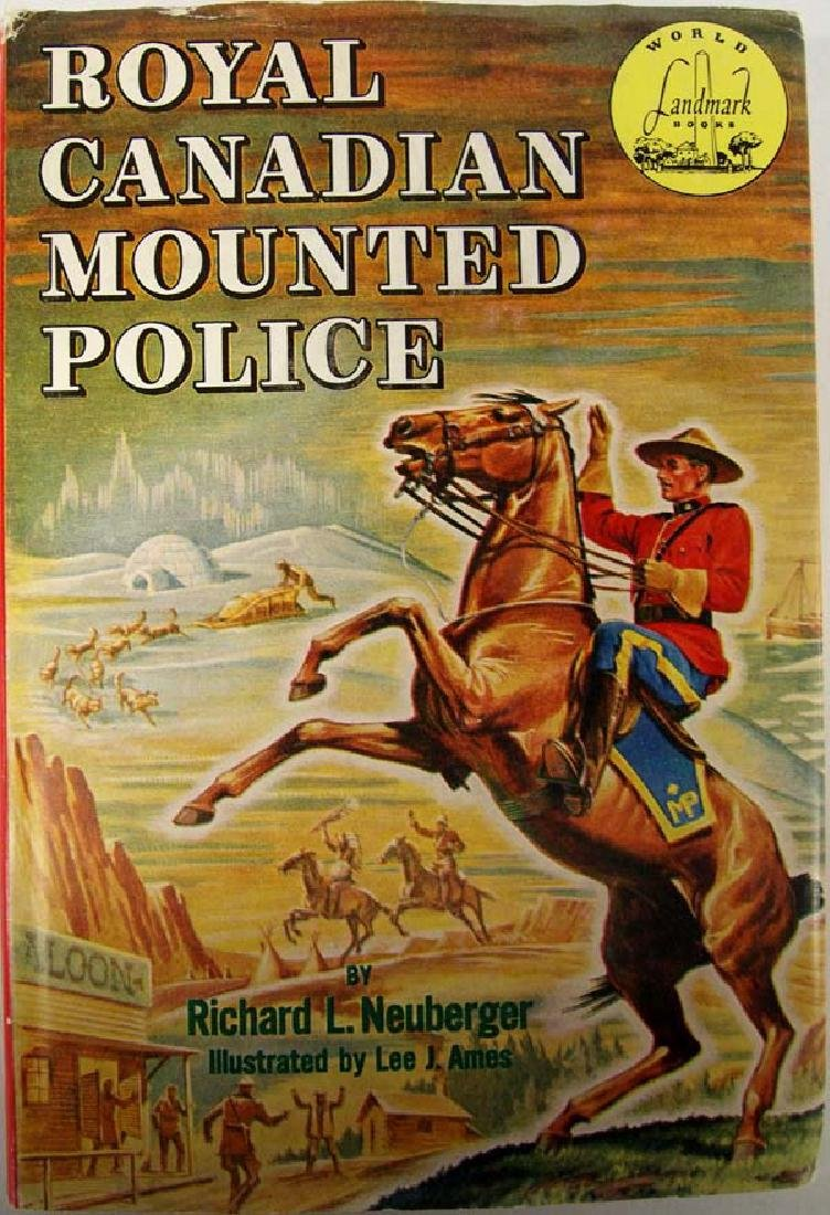 Royal Canadian Mounted Police by R. Neuberger