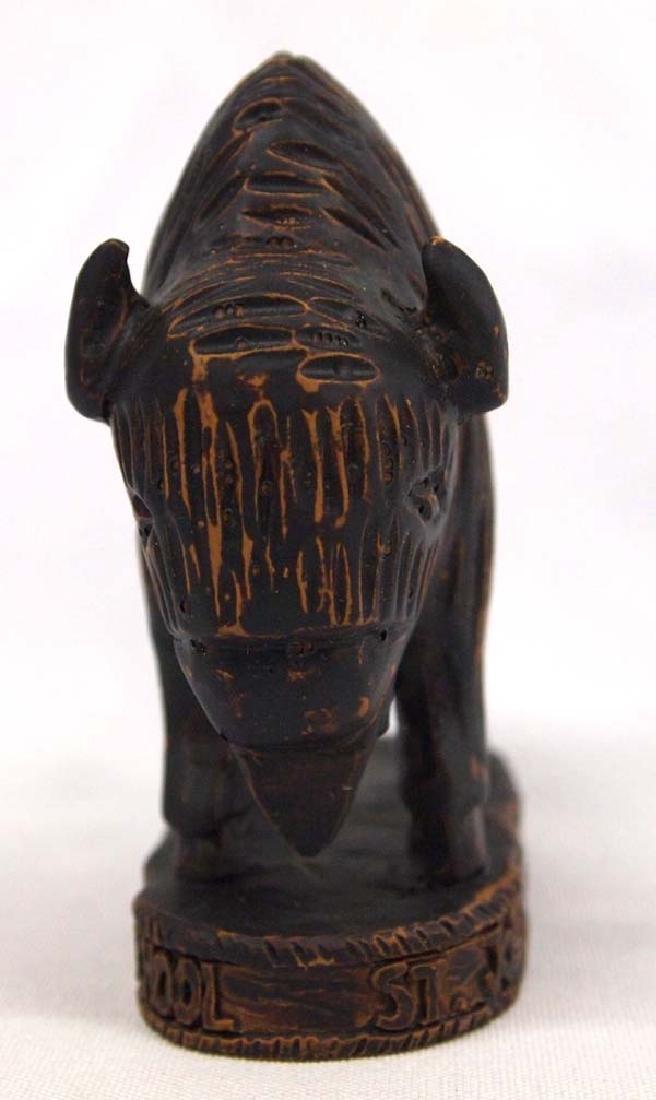 Composite Buffalo Figure - 2