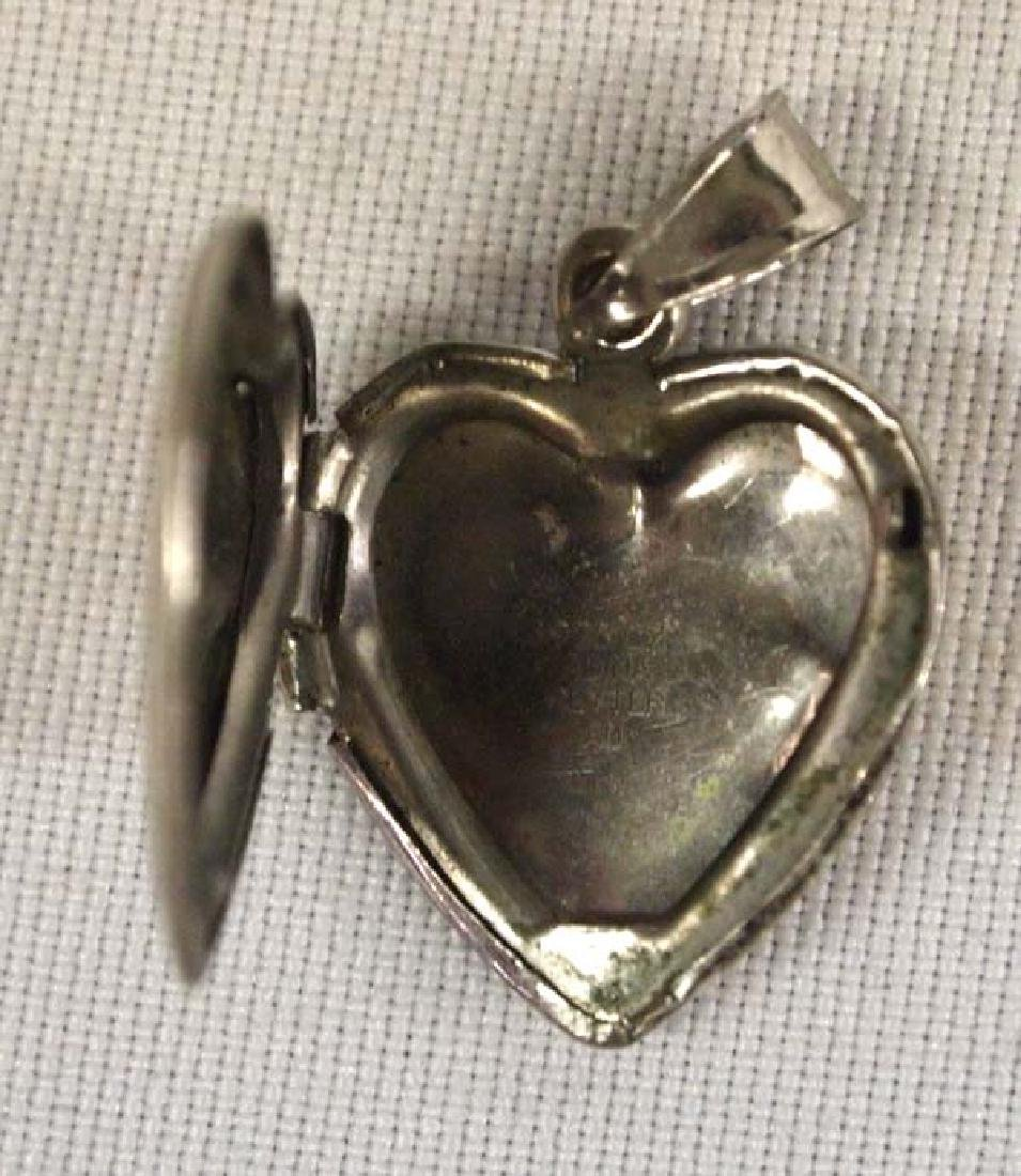 Collection of Sterling Silver Pendants & Earrings - 5