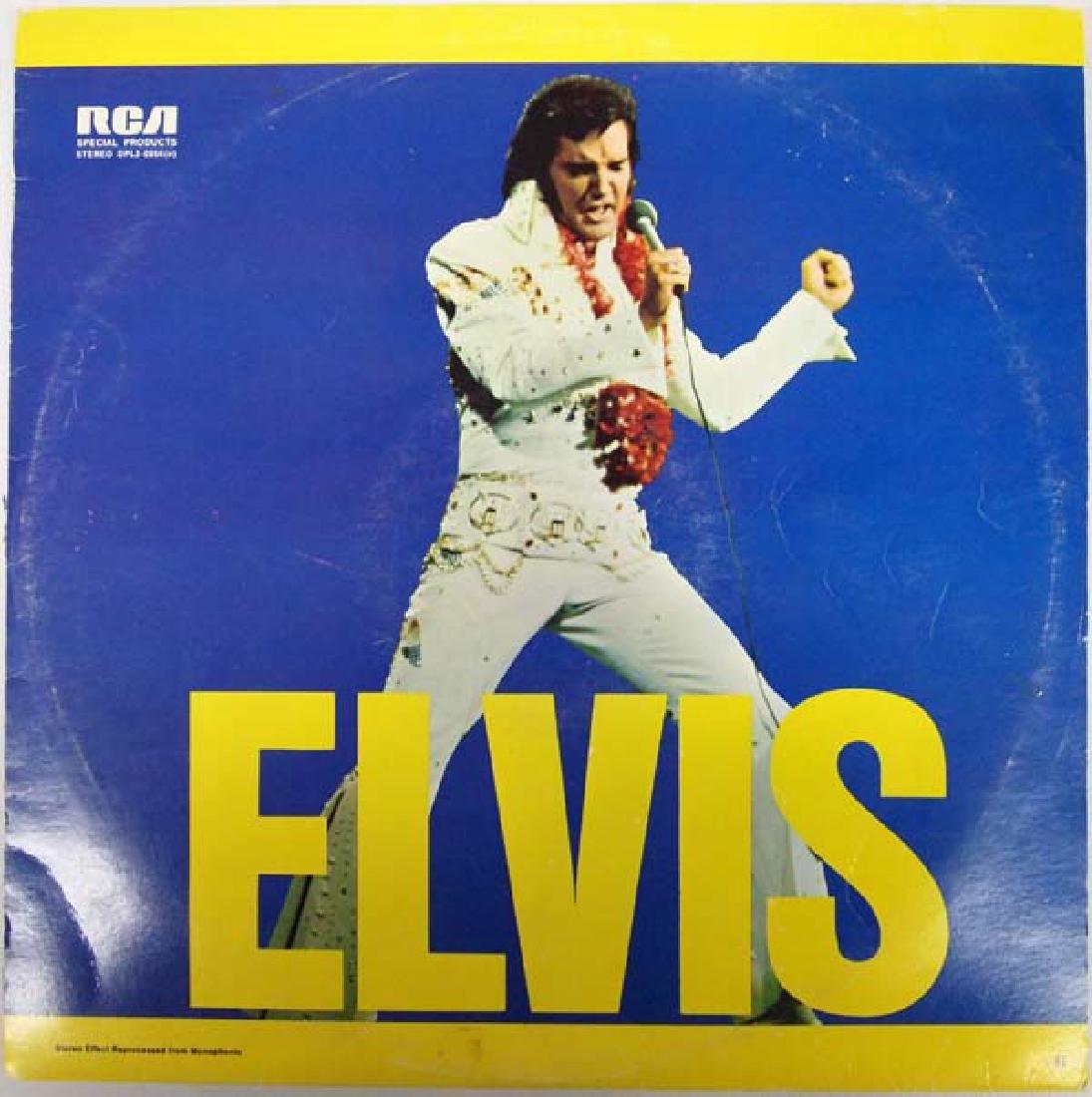 1973 RCA Elvis 33 RPM Vinyl Record Album