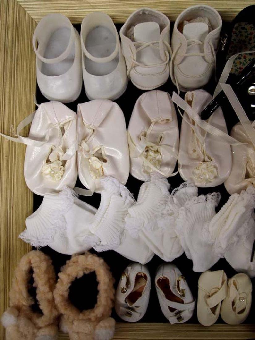 Large Collection of Doll's Shoes - 2