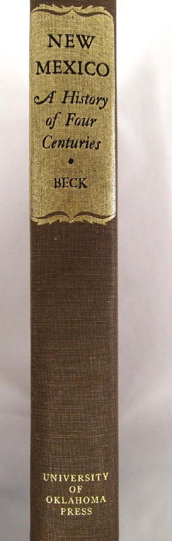 New Mexico A History of Four Centuries by W. Beck