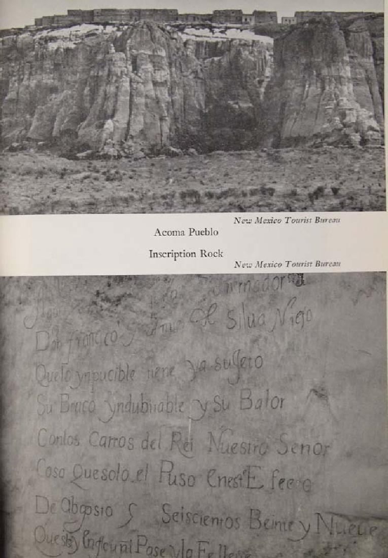 New Mexico A History of Four Centuries by W. Beck - 4