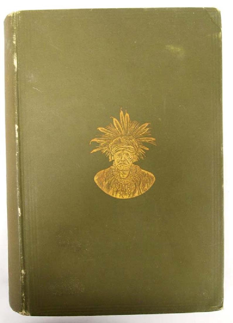 1907 Games of the North American Indians by Culin
