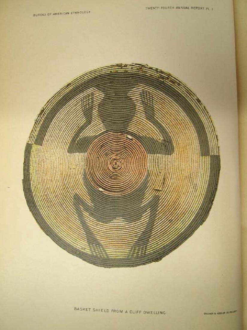 1907 Games of the North American Indians by Culin - 3