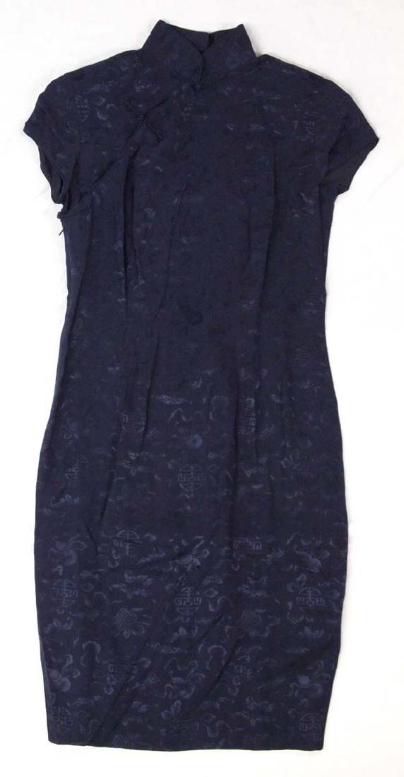 Shanghai Tang 100 Percent Silk Dress or Long Top