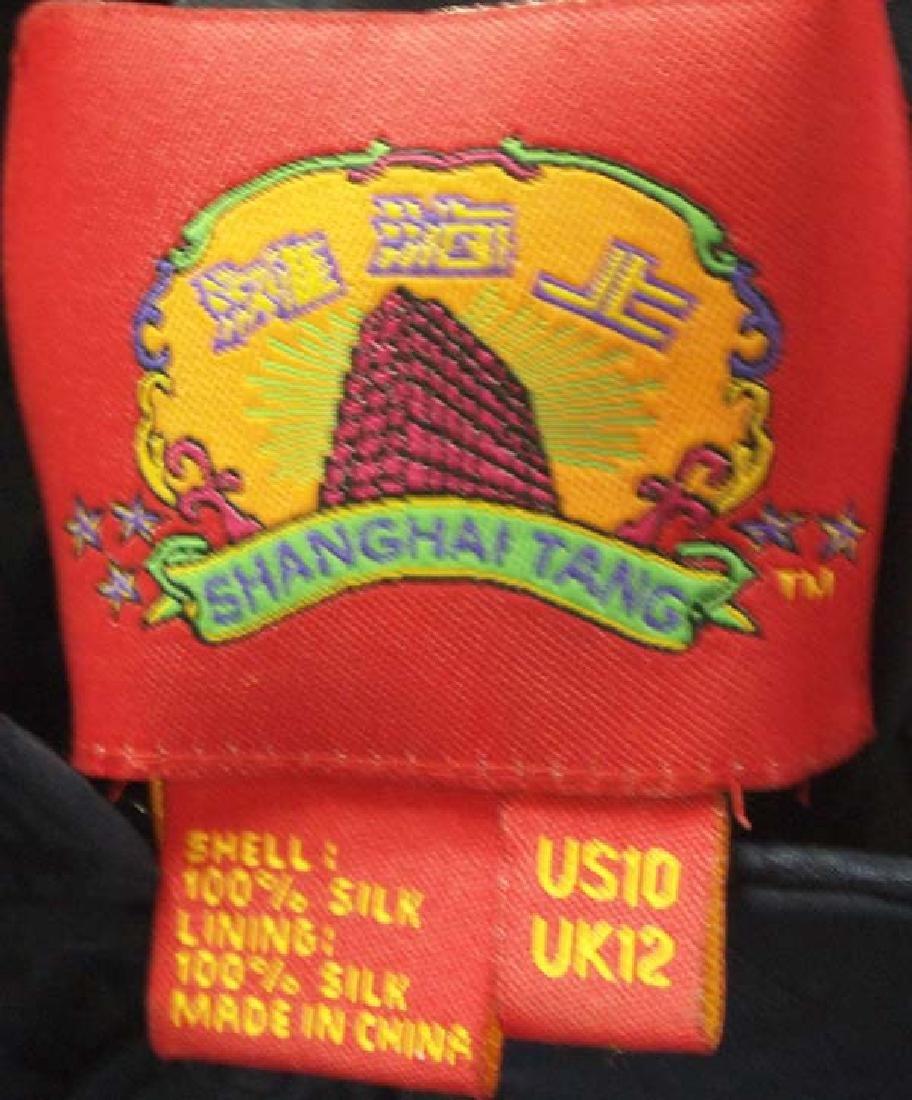 Shanghai Tang 100 Percent Silk Dress or Long Top - 3
