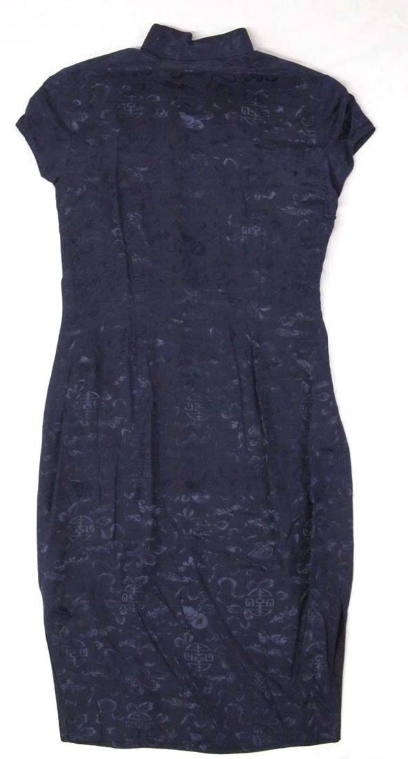 Shanghai Tang 100 Percent Silk Dress or Long Top - 4