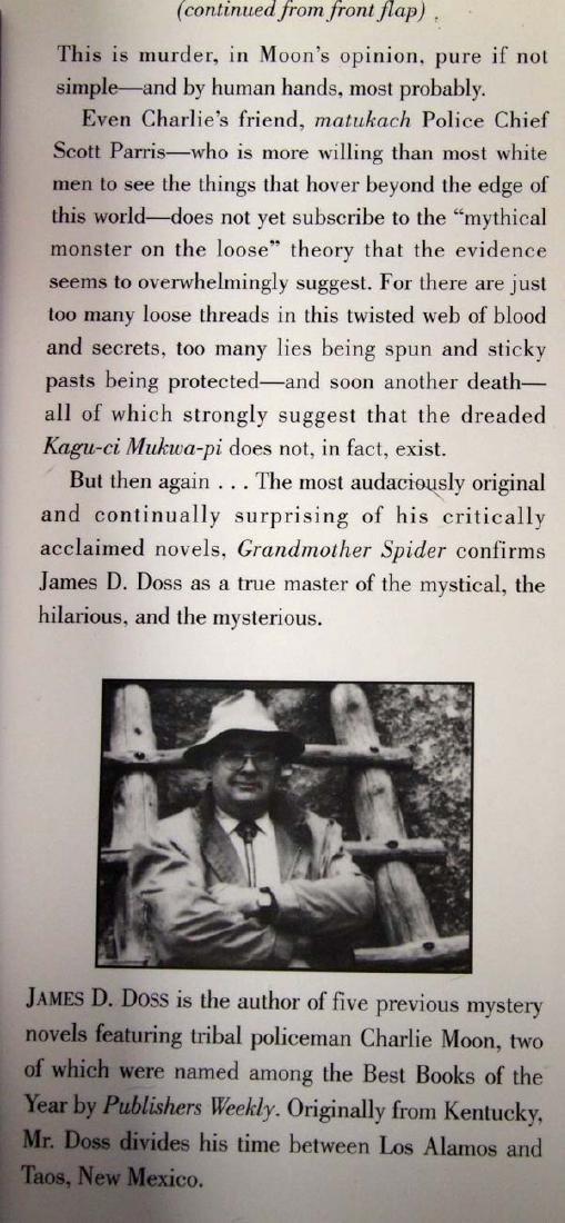 3 Hardback Mystery Books - 4
