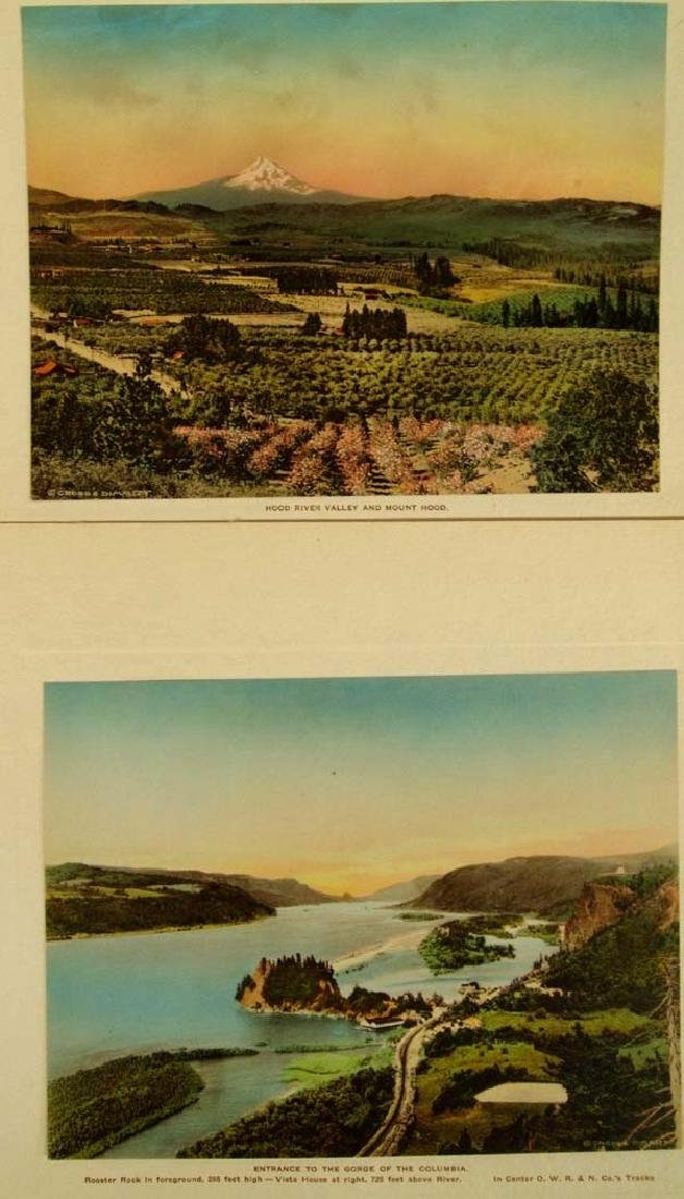 Columbia River Highway Hand Colored Album - 3