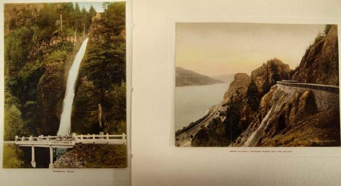 Columbia River Highway Hand Colored Album - 5