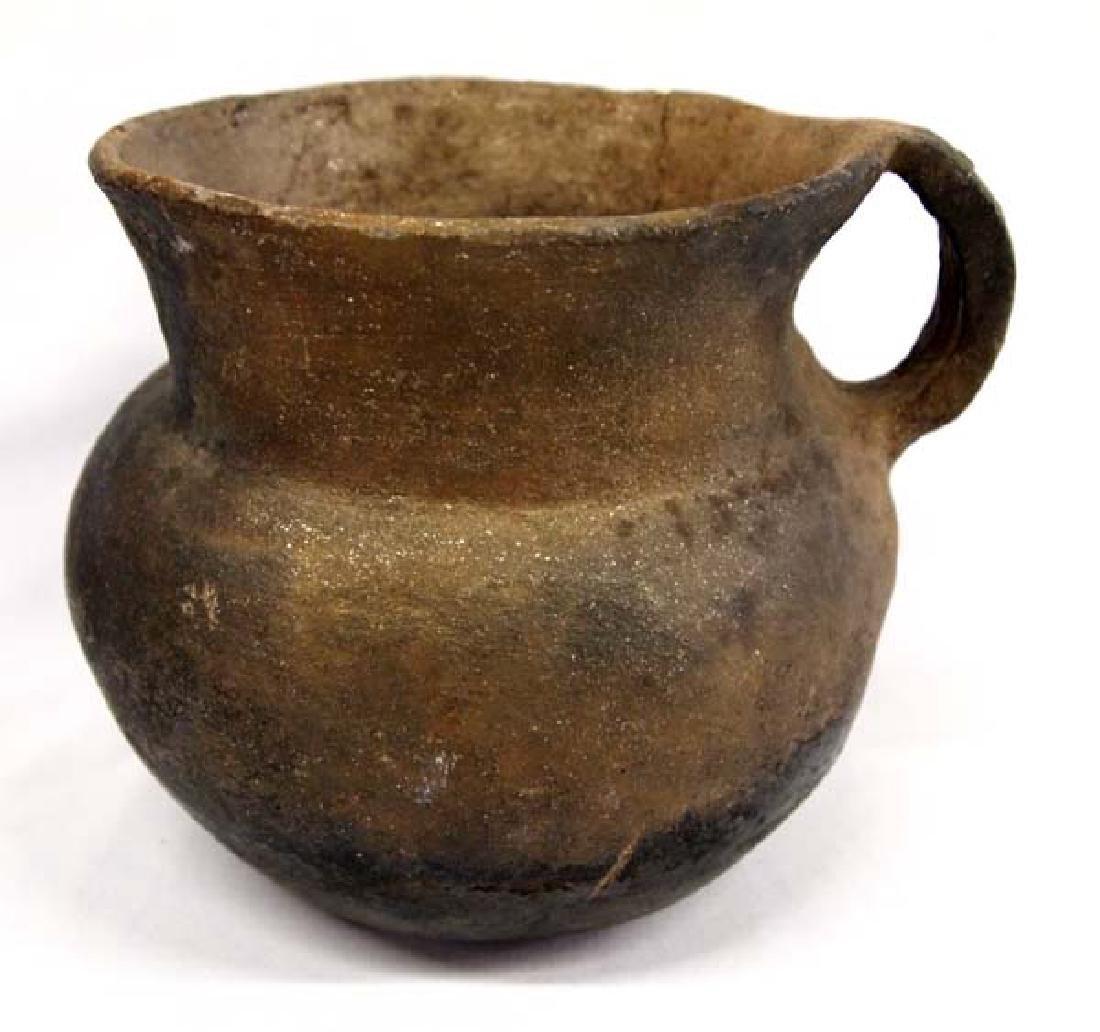 Vintage Native American Taos Pottery Pitcher