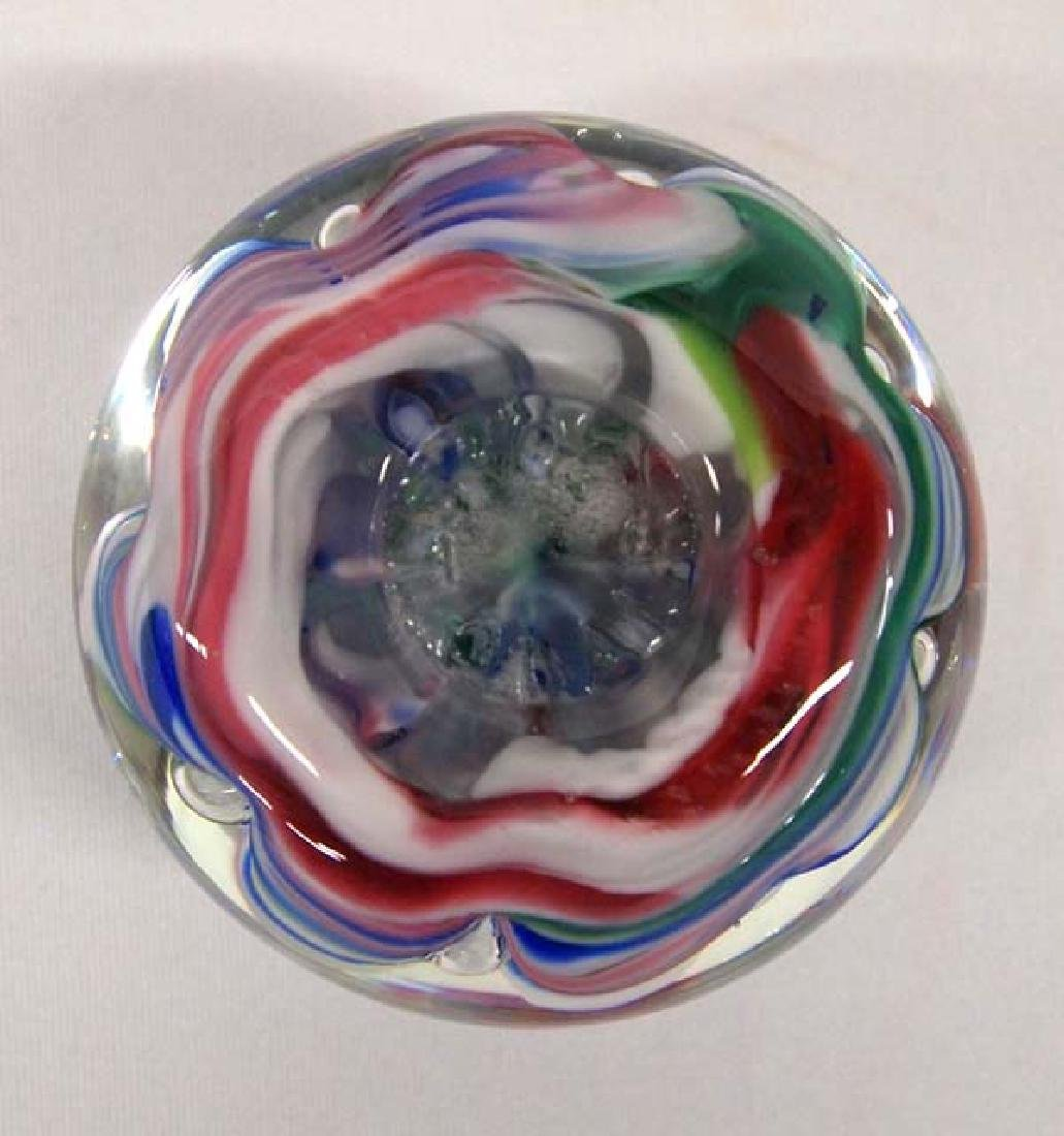 Vintage Joe St. Clair Paperweight - 3