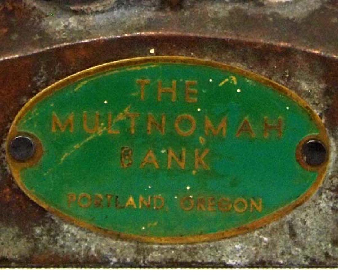 Vintage Indian Chief Bank from Multnomah Bank - 4