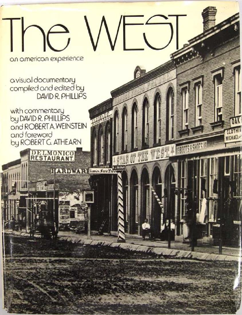 1973 The West edited by David R. Phillips, Book