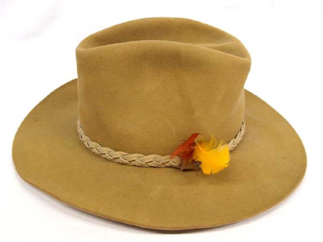 Resistol Self-Conforming Cowboy Hat Roundup Coll.