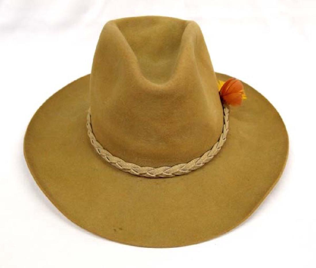Resistol Self-Conforming Cowboy Hat Roundup Coll. - 2