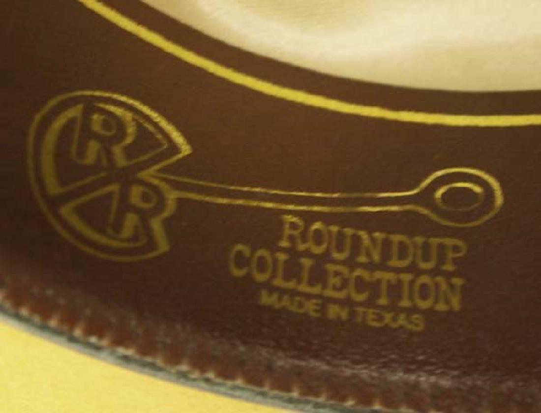 Resistol Self-Conforming Cowboy Hat Roundup Coll. - 5