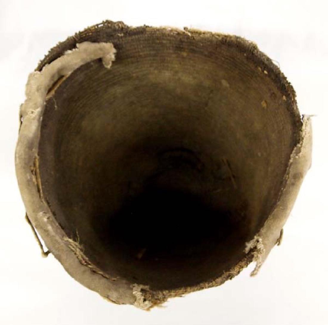 Antique Native American Salish Basket - 2