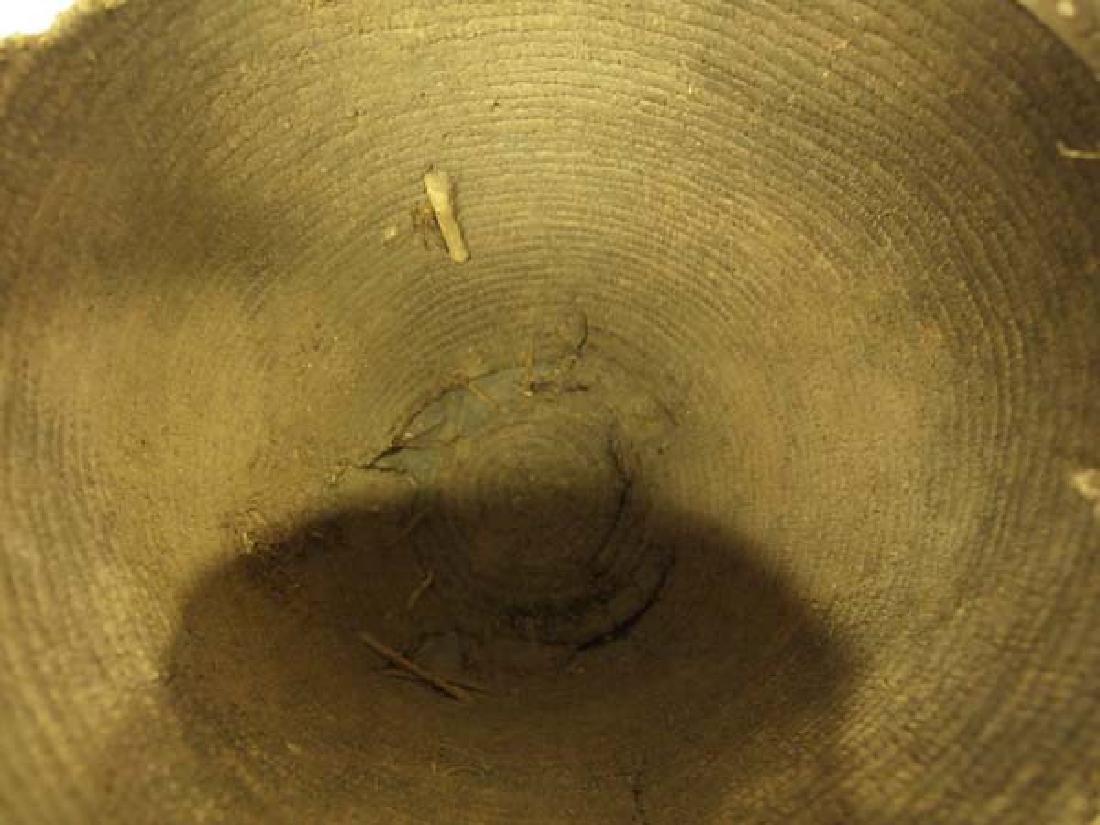 Antique Native American Salish Basket - 4