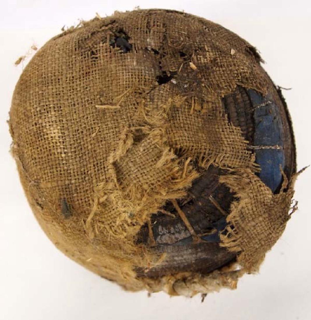 Antique Native American Salish Basket - 5