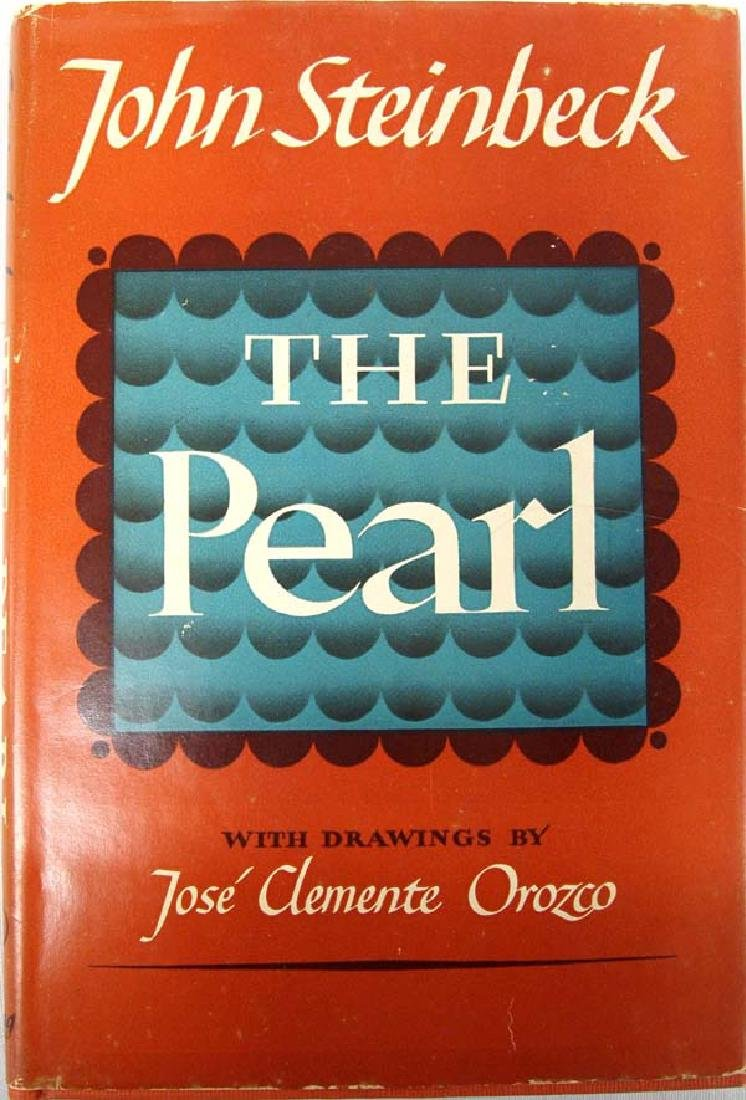1947 The Pearl by John Steinbeck