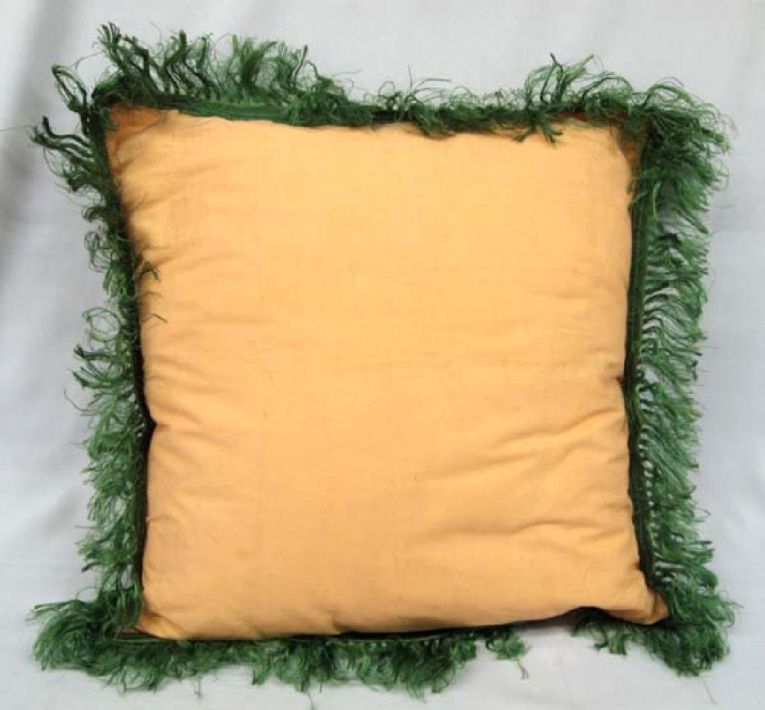 Vintage Seattle Washington Souvenir Pillow - 2