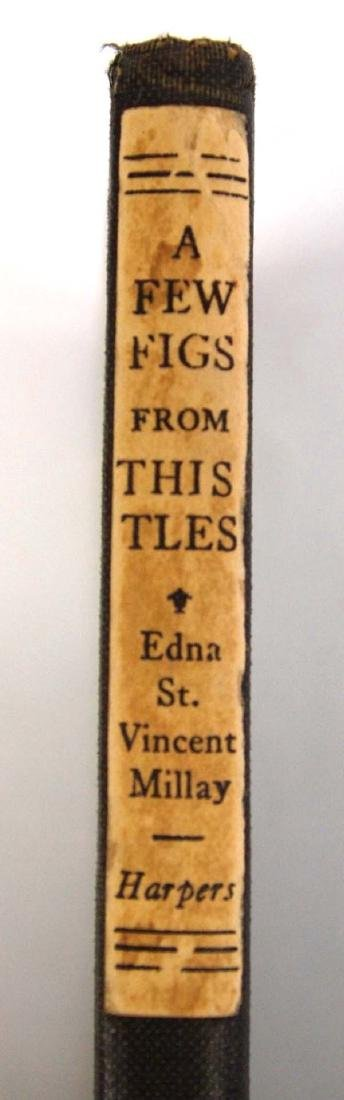 1st Edition, A Few Figs From Thistles by Millay