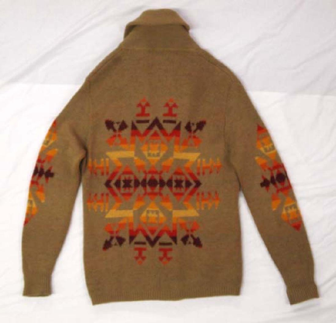 Pendleton High Grade Western Wear Wool Sweater - 3