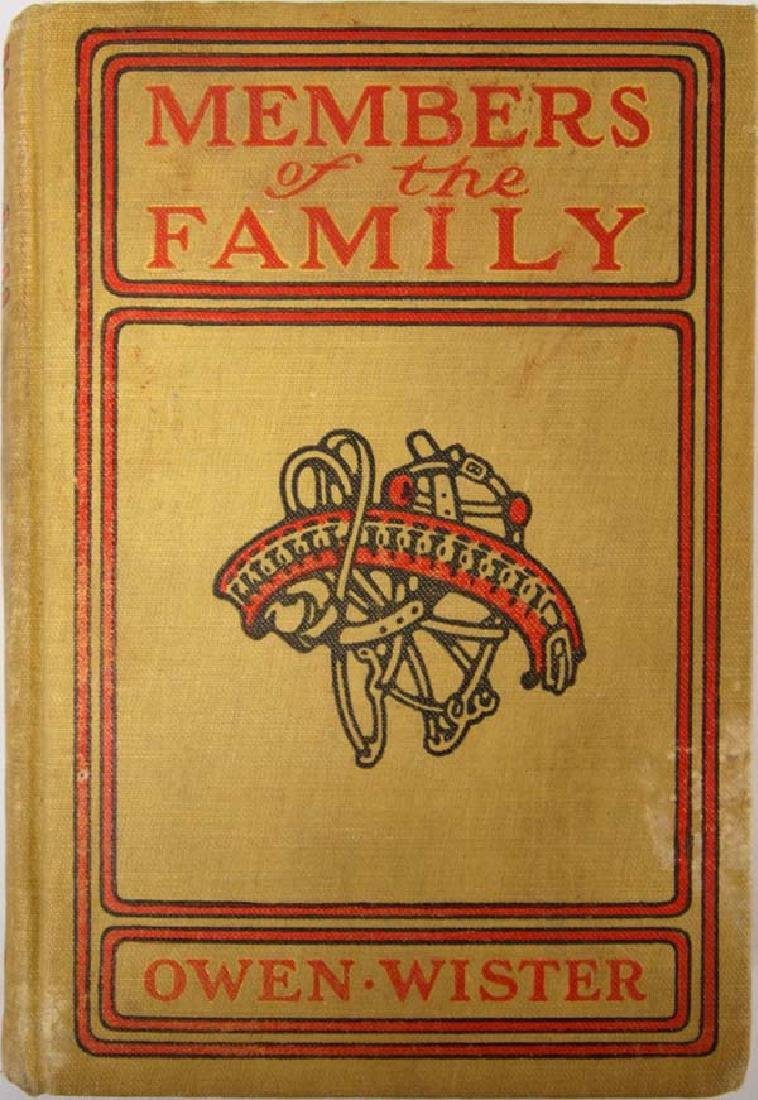 1911 Members of the Family by Owen Wister
