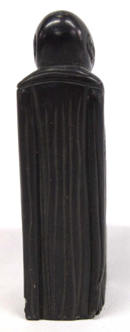 Northwest Coast Argilite Carved Bilikin - 3