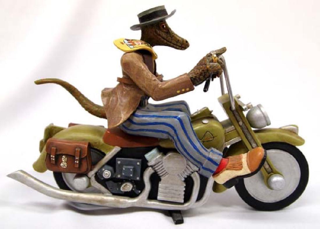 Robert Shields Designs Lounge Lizard - 2
