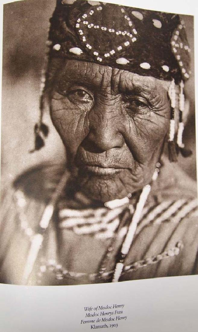 Two Edward Sherriff Curtis Books - 7