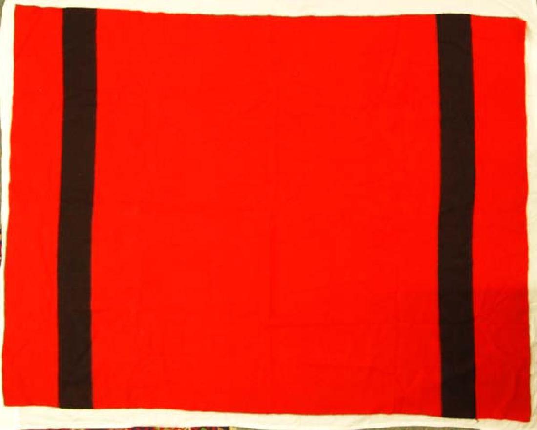 Vintage Hudson Bay Trade Blanket
