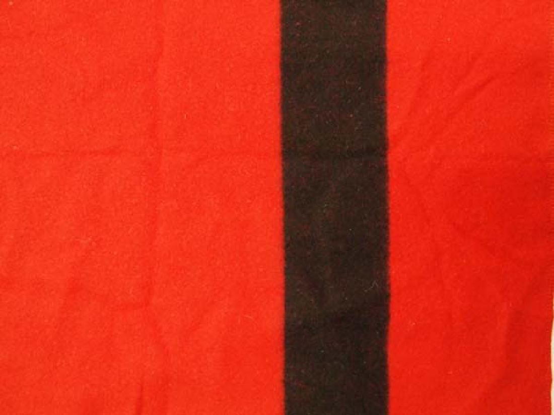 Vintage Hudson Bay Trade Blanket - 2