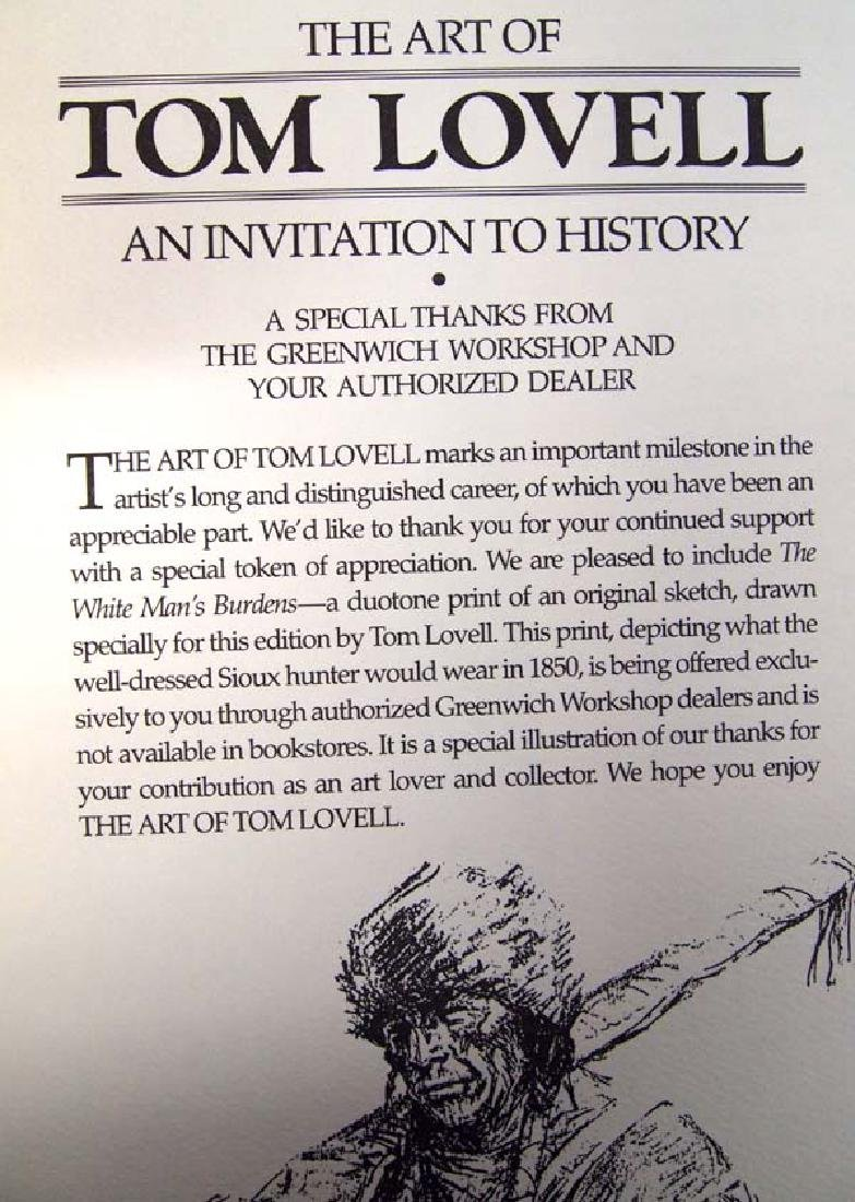 The Art of Tom Lovell text by Hedgpeth & Reed - 7