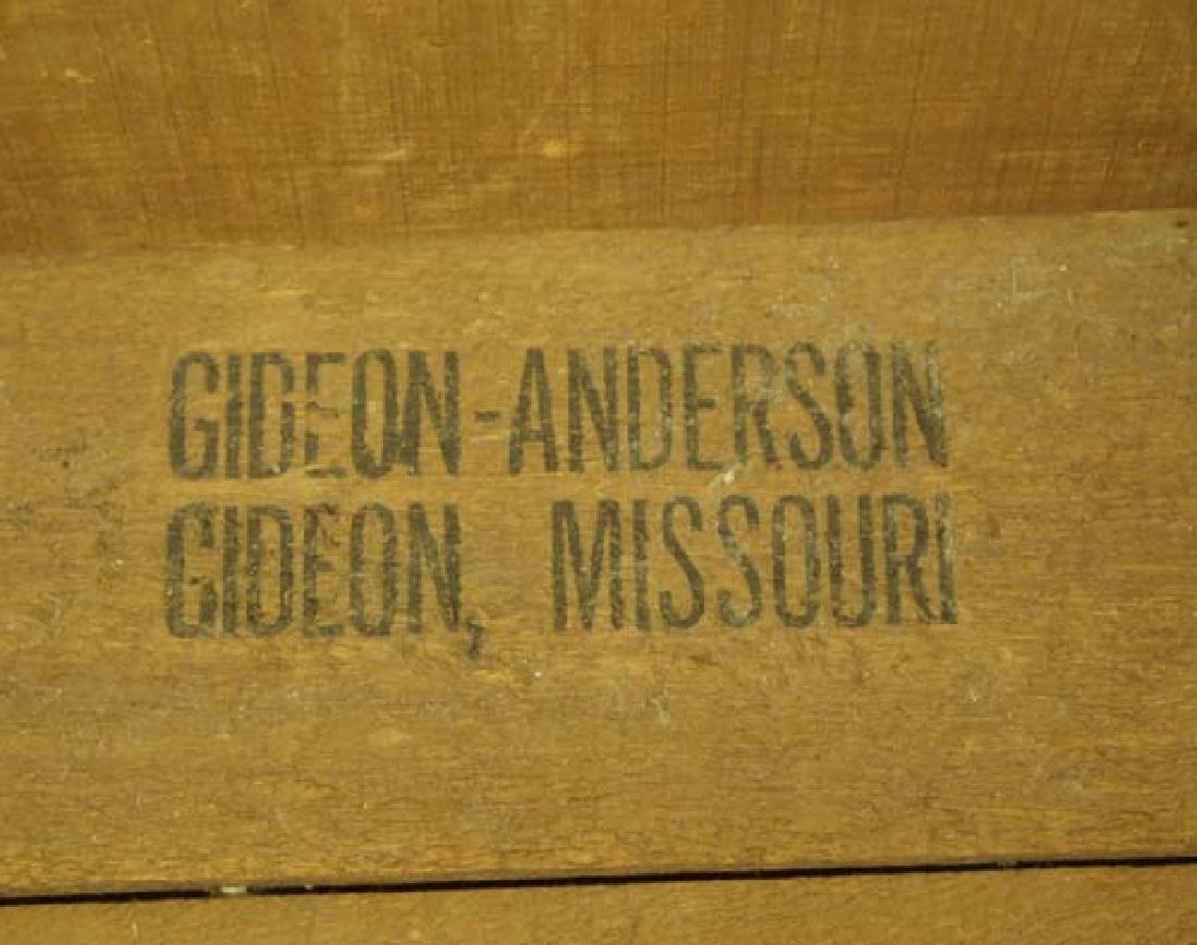 Lone Star Brewing Company Wood Shipping Box - 3