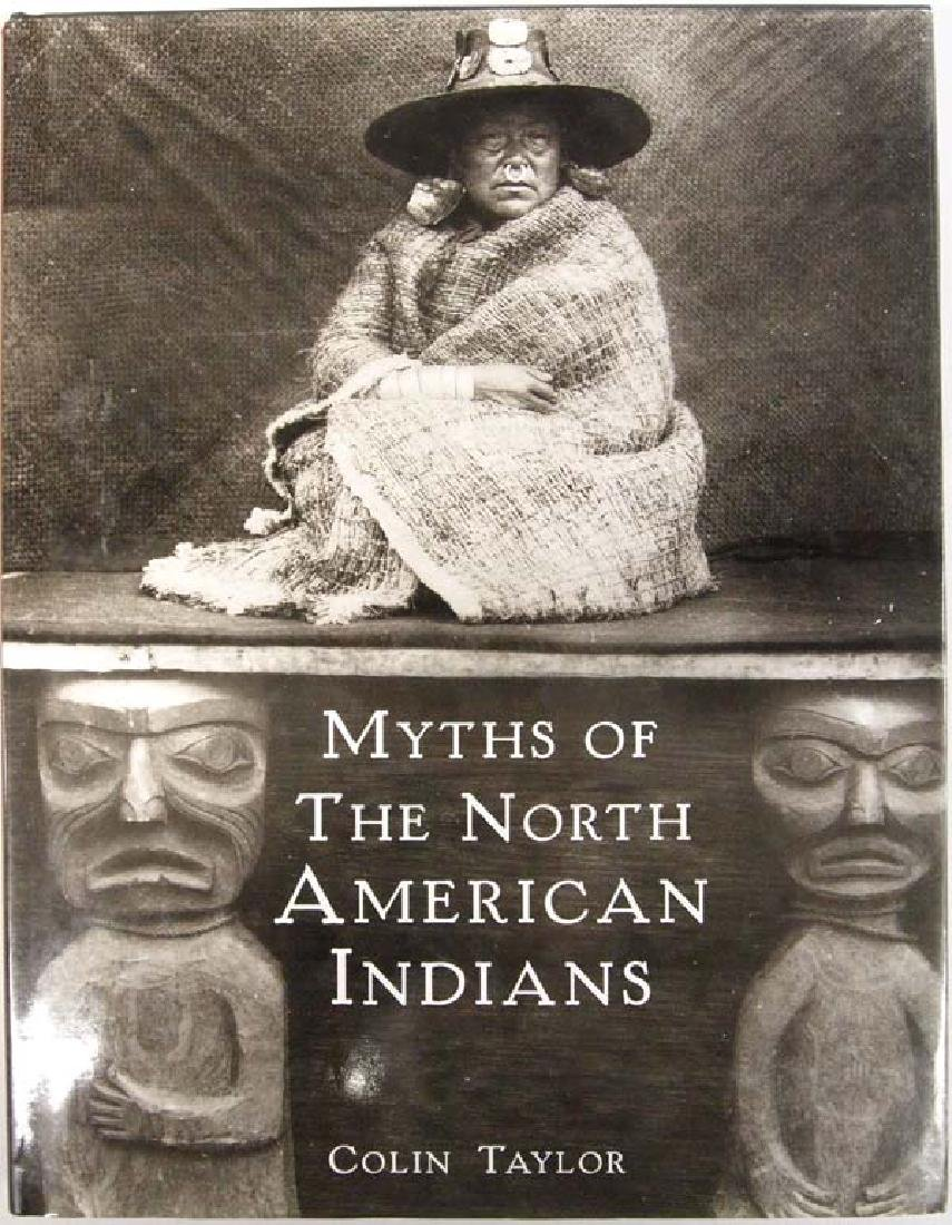 Myths of the American Indians by Colin Taylor