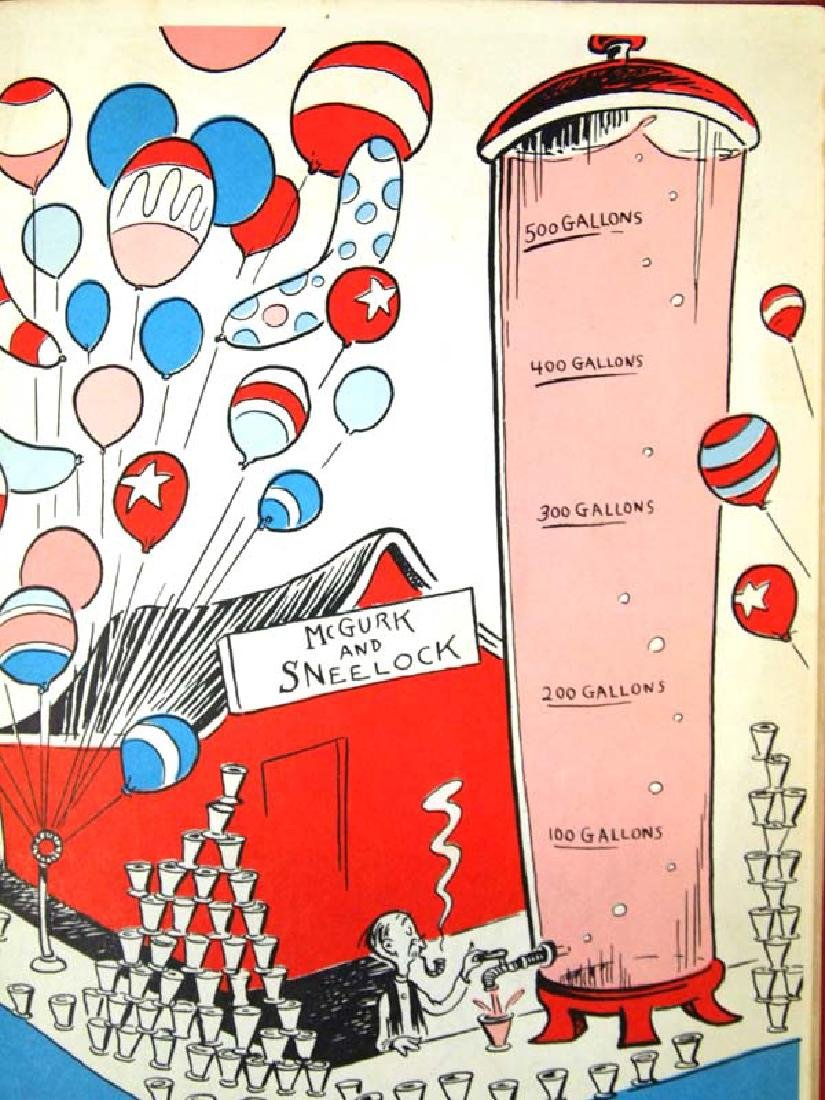 1956 If I Ran the Circus by Dr. Seuss - 4