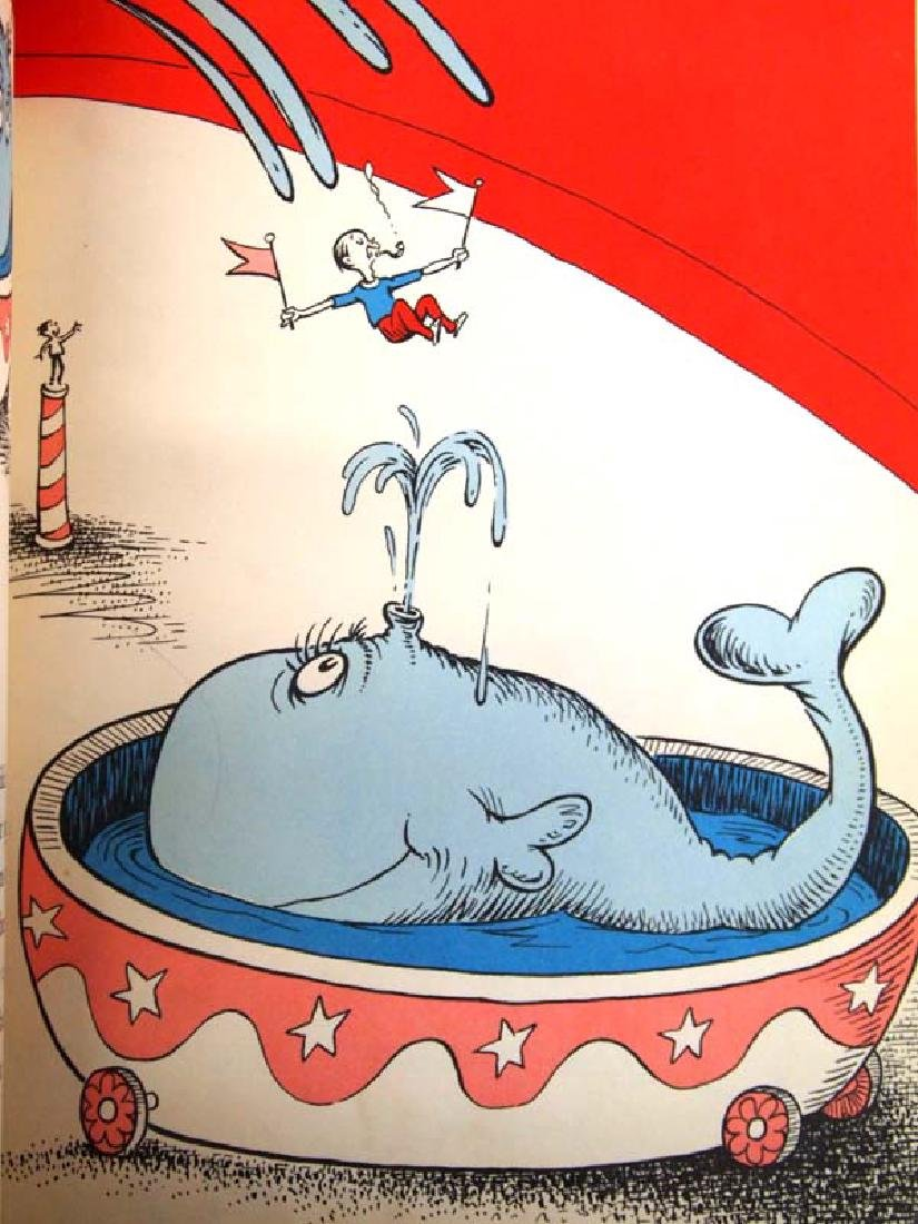 1956 If I Ran the Circus by Dr. Seuss - 5