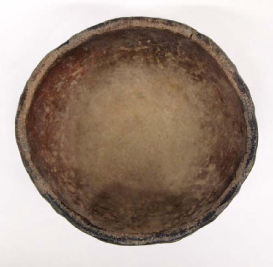 1920 Native American San Juan Pottery Bowl - 2